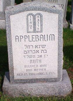 Ruth Applebaum