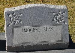 Imogene <I>Slay</I> Franklin