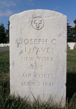 Joseph C LeFave