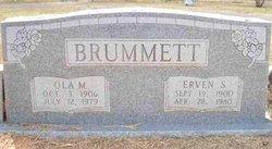 Erven Samuel Brummett