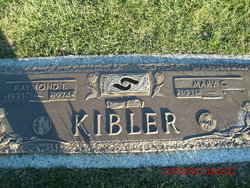Mary C <I>Zadorocny</I> Kibler