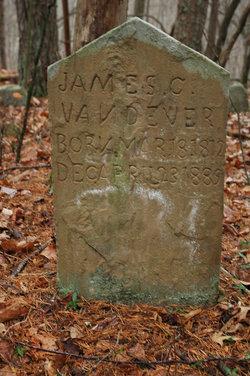 James C Vandever