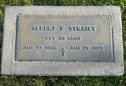 Albert F Straily