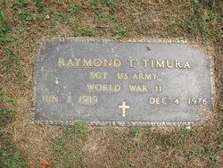 Raymond T. Timura