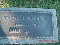 Gladys H Burghardt
