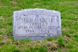 Sheila <I>Creef</I> Stringer