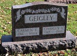 Charles V Geigley