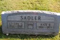 Levern G Sadler
