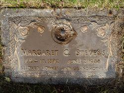 Margaret C <I>Sharpentier</I> Stevens