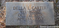 Della Levonia <I>Carden</I> Carter
