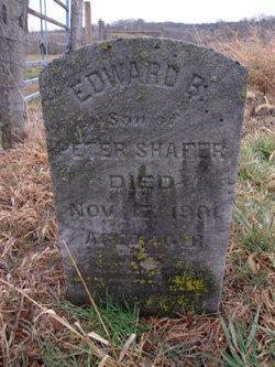 Edward B Shafer