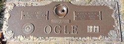 Maude Myrtle <I>McCraw</I> Ogle