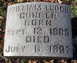 William Enoch Conger