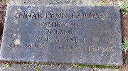 Einar Lynn Larson