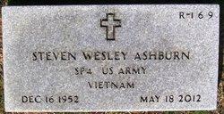 Steven Wesley Ashburn