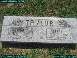 Albert W Taylor