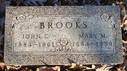 John C Brooks
