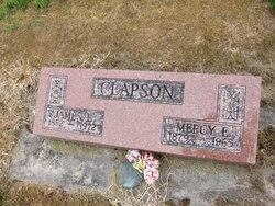 Mercy E. Clapson