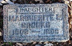 Marguerite L Brooks