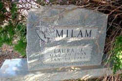 Laura J Milam