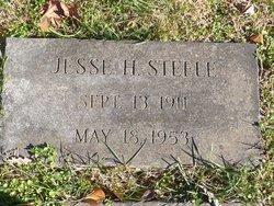 Jesse H Steele