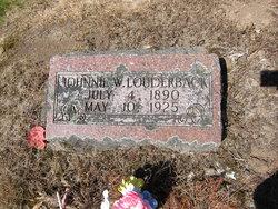 Johnnie W. Louderback