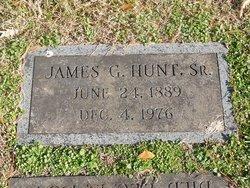 James Galt Hunt, Sr