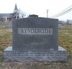 Margaret A. Wenderoth