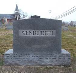 J. Kenneth Wenderoth