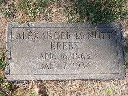 Alexander McNutt Krebs
