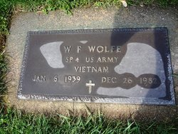 "W. F. ""Wally"" Wolfe"