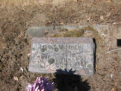 Louisa Marie <I>Bindhammer</I> McMillin