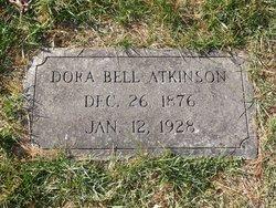Dora Bell <I>Zimmerman</I> Atkinson