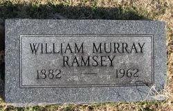 William Murray Ramsey