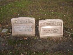 Thomas E Jones