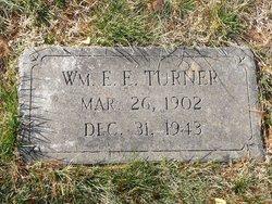 William E E Turner