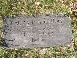 Laura H Golliday