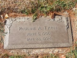 Pauline Alice Tyree