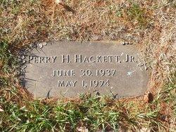 Perry Henry Hackett, Jr