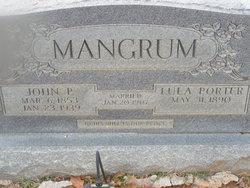 Lula <I>Porter</I> Mangrum