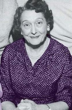 Vera Allen <I>Klopman</I> Schloss