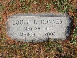 Louise Lucas <I>Graybill</I> Conner