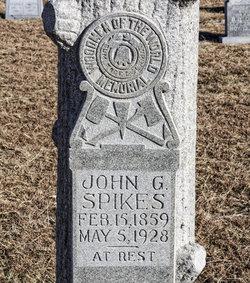 John G. Spikes
