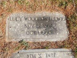 Lucy <I>Woodrow</I> Ludwig