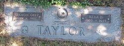 Reba Dean Taylor
