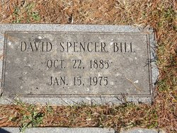 David Spencer Bill