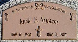 Anna E Schardt
