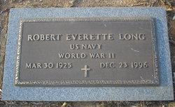 Robert Everette Long