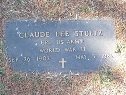 Claude Lee Stultz
