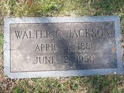 Walter Clarence Jackson